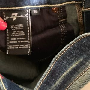 7 For All Mankind Jeans - 7 for all Mankind skinny